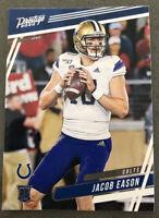 2020 Panini Prestige Jacob Eason RC Rookie Base #245 Indianapolis Colts NM