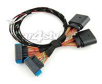 Audi A6 4G C7 Bi Xenon Adapter auf Voll LED Scheinwerfer Kabelbaum Kabel Set
