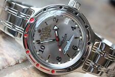 Russian Mechanical Automatic Wrist Watch VOSTOK AMPHIBIAN DIVER 420392