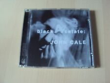 CD  JOHN CALE   black acetate