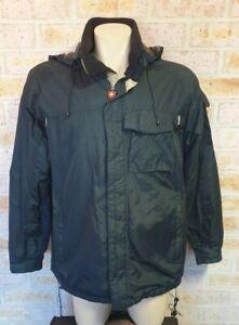 Renato Cavalli Mens Jacket Size XL   Black Plenty Pockets