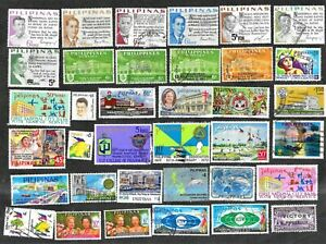 Philippines Stamps & Pictorials Used FREE Shipping U.S.