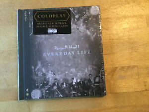 Coldplay - Everyday Life [CD Album] 2019 NEU OVP
