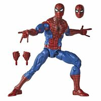 Spider-Man Retro Marvel Legends Spiderman 6-Inch Action Figure PRE-ORDER