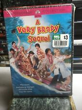 DVD: A VERY BRADY SEQUEL, NEW AND SEALED (A1)