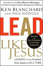 Lead Like Jesus Blanchard, Ken Excellent Book