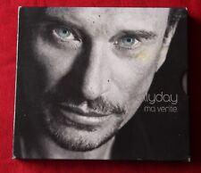 Johnny Hallyday, ma verite, CD + livret