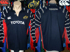 Rugby Union MUNSTER RUGBY Canterbury 2005/2007 Away Shirt Jersey Longsleeve