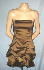 Jessica McClintock Strapless Cocktail Dress Size 4 Pick-Up
