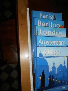LIBRO : viaggi di city Grandi idee piccoli budget 2010-Parigi LONDRA BERLINO PRA