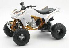 New Ray HONDA TRX 450 R 1:12 Die-Cast ATV QUAD Motorbike Toy Model Bike White