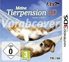 Nintendo 3DS Dual Screen Spiel * Meine Tierpension Tapsige Tierbabys ****NEU*NEW