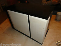 1x Bose 201 Series III Lautsprecher Speaker mit weißer Frontblende, 2J. Garantie
