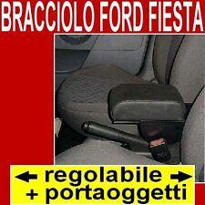 FORD FIESTA <2008 - bracciolo con portaoggetti REGOLABILE per - edi tappeti auto