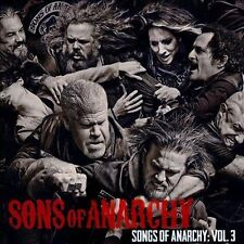 SONGS OF ANARCHY Volume 3 CD BRAND NEW Music From Sons Of Anarchy