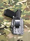 Kryptek Raid Kydex AIWB Holster for Glock 19 23 RMR Cut Surefire XC1