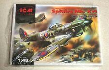ICM 1/48 Spitfire Mk. XVI WWII British Fighter
