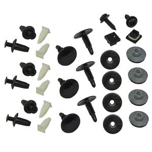 NEW OEM 2000-2007 Ford Taurus Bumper Cover Mounting Hardware Kit 4F1Z17C756AA