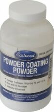 Made in USA 8 Ounce Polyurethane Satin Clear Paint Powder Coating 10 Square F...