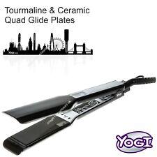 "WIDE Plate HAIR STRAIGHTENERS YOGI Smart TouchX Professional 1.75"" Titanium"