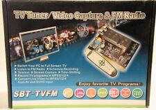 SBT-TVFM TV Tuner/Video Capture & FM Radio