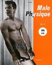 Male Physique No.11 by Lon, British Edition Gay Magazine