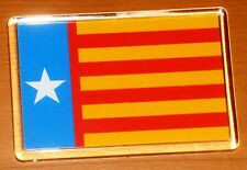 Valencia Republican Independence Flag Valencianisme Senyera Fridge Magnet
