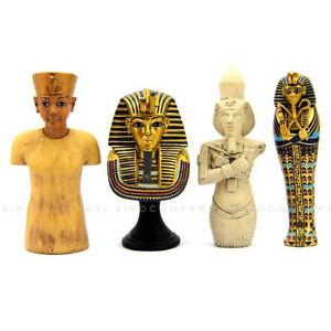Lot 4 New Historical diorama Real mini figure UHA collect club Japan Egypt Toys