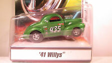 HOT WHEELS CUSTOM CLASSICS 1/50 SCALE, ALTERED EGO'S, '41 WILLYS GASSER