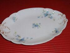 Antique Porcelain Tray France Gda Limoges