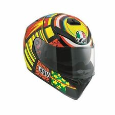 Graphic 4 Star AGV Motorcycle Helmets