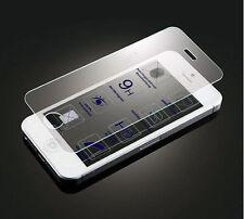 Lámina de vidrio Front + reverso para Apple iPhone se 5 5s pantalla vidrio real 9h se30