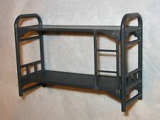 """BUNK- BEDS """"Bunkbeds"""" - 1:18 Scale Accessory for 3-3/4"""" Action Figures"""