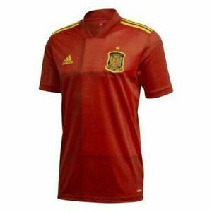 Spain Home Shirt 2020/21 Euro Football Jersey  BNWT