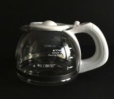 MR. MR COFFEE 4 or 5 Cup Replacement CARAFE DECANTER POT Glass White