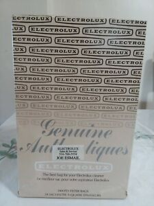 Genuine Electrolux Vacuum Bags 24/4 Ply Filter Bags Style C Vintage New Sealed