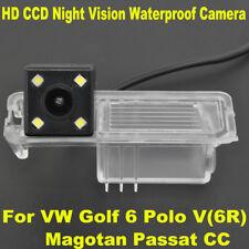 Car Rear View Parking Camera For VW Polo V (6R) Golf 6 VI Passat CC Magotan