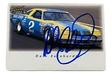 Dale Earnhardt autographed ACTION PACKED FIRST CHAMPIONSHIP MIKE CURB #2 card