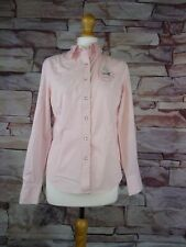 TOTTIE clothing women's pink striped shirt small