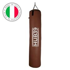 SACCO BOXE PIENO 30kg SACCO BOXE LUNGO CM.100 HUB39   PRODOTTO ITALIANO