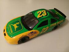 ERTL 1996 CHAD LITTLE #23 JOHN DEERE PONTIAC GRAND PRIX NASCAR 1:18