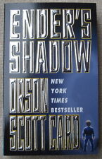 Ender's Shadow #1 by Orson Scott Card PB 3rd Tor - parallel concept that works