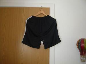 10 pairs joblot mens shorts one size navy blue / white pattern
