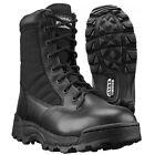 Original S.W.A.T Men's CLASSIC 9'' 115001 Lightweight Black Tactical Boots NEW