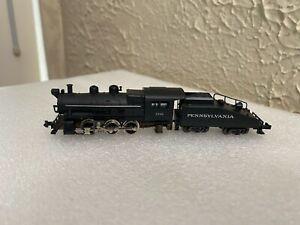 N scale Minitrix 2018 Pennsylvania #7946 steam locomotive with tender 9MM