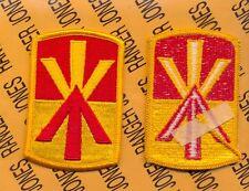 US ARMY 11th ADA Air Defense Artillery Brigade Dress uniform patch
