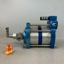 Parker Autoclave Asl60 02bnp Liquid Pump 6 Air Driven