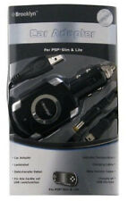 Brooklyn KFZ Adapter Ladekabel f. PSP Slim und Lite, 12 V, Schwarz 104