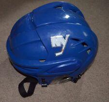 NEW NY Islanders Warrior Krown 360 Game Issued Pro Stock Hockey Helmet Med