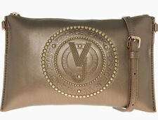 bed82641a2 Versace Jeans 2019 Gold Stud Crossbody Clutch Bag Handbag Evening Purse VJ